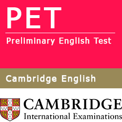 Cambridge Preliminary PET curriculum e corsi a Milano
