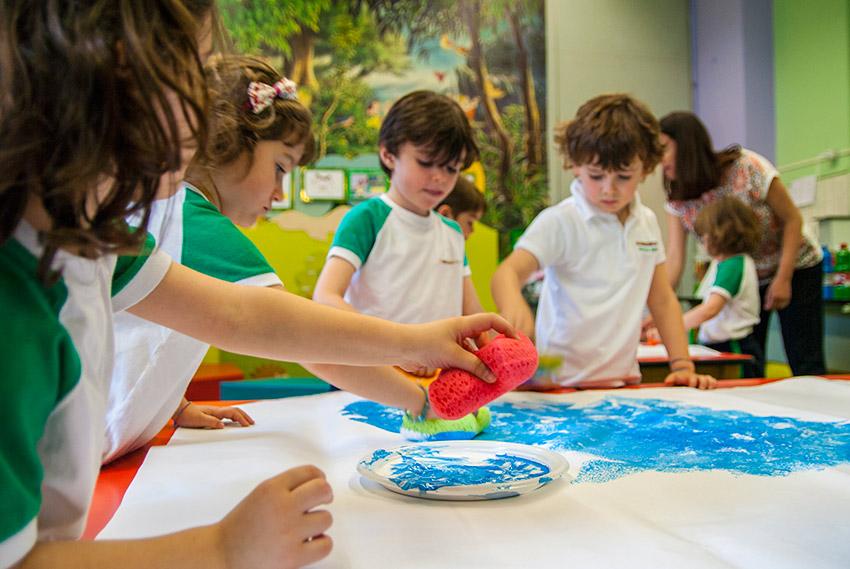 Progetti della scuola Infanzia - si divertono!