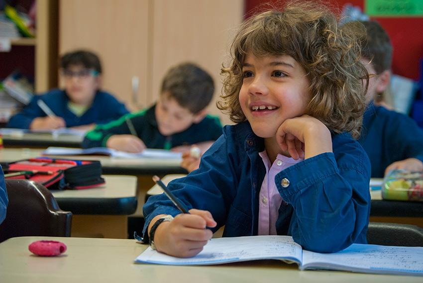 La scuola primaria - Scuola Europa, Milano
