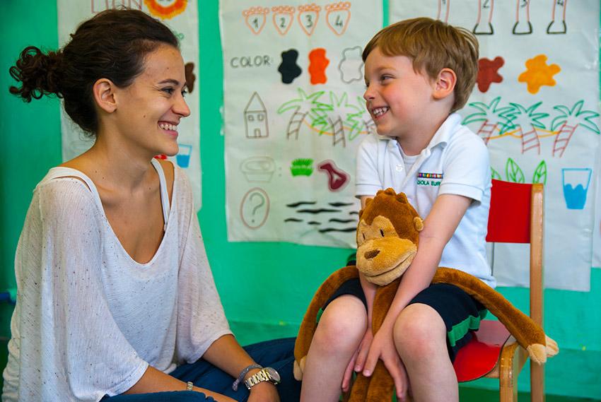 Lezione interattiva inglese con insegnanti madrelingue