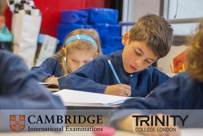 Cambridge e Trinity English - Scuola Primaria - Milano