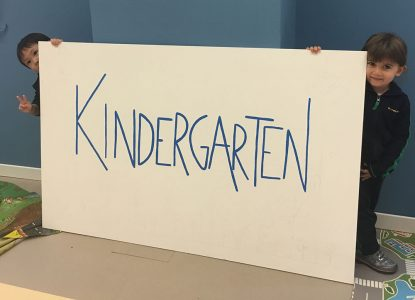 Scuola Europa's Kindergarten is more bilingual than ever!