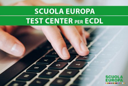 Scuola Europa TEST CENTER per ECDL